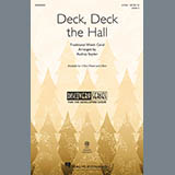 Traditional Welsh Carol - Deck, Deck The Hall (arr. Audrey Snyder)