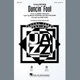 Barry Manilow Dancin' Fool (arr. Kirby Shaw) - Bb Trumpet 1 cover art