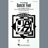 Barry Manilow Dancin' Fool (arr. Kirby Shaw) cover art