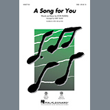 Leon Russell A Song For You (arr. Kirby Shaw) cover art