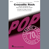 Elton John Crocodile Rock (arr. Roger Emerson) cover art