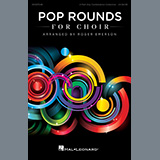 Roger Emerson - Pop Rounds for Choir