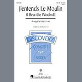 French Canadian Folk Song J'entends Le Moulin (I Hear the Windmill) (arr. Emily Crocker) cover art