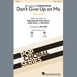 Dont Give Up On Me (arr. Mac Huff)