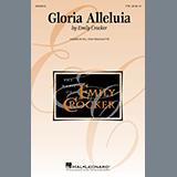 Emily Crocker Gloria Alleluia cover art