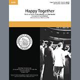 The Turtles Happy Together (arr. Liz Garnett) arte de la cubierta