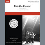 Traditional Spiritual Ride The Chariot (arr. Barbershop Harmony Society) cover kunst