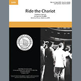 Traditional Spiritual Ride The Chariot (arr. Barbershop Harmony Society) l'art de couverture