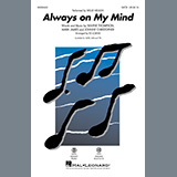 Willie Nelson Always on My Mind (arr. Ed Lojeski) cover art