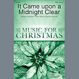 Edmund H. Sears and Heather Sorenson It Came Upon a Midnight Clear - Percussion 1&2/Timpani cover art