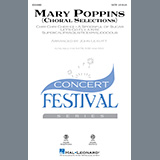 Sherman Brothers - Mary Poppins (Choral Selections) (arr. John Leavitt)