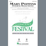 Mary Poppins (Choral Selections) (arr. John Leavitt)