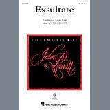 John Leavitt - Exsultate