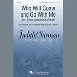 David Chase Who Will Come And Go With Me (No. 4 from Appalachian Stories) cover kunst