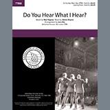 Gloria Shayne Do You Hear What I Hear? (arr. Joe Liles) cover kunst