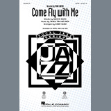 Frank Sinatra - Come Fly with Me (arr. Kirby Shaw) - Guitar