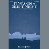 Rebecca Gruber Hogan and Richard A. Nichols It Was On A Silent Night cover art
