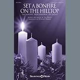 Jim Riggs Set A Bonfire On The Hilltop (An Advent Processional Of Light) (arr. Stewart Harris) cover art