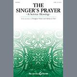 Douglas Nolan & Rebecca Fair The Singer's Prayer (arr. Douglas Nolan) cover art