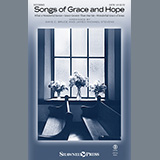 Gaye C. Bruce and James Michael Stevens Songs of Grace and Hope arte de la cubierta
