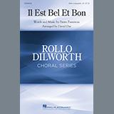 Il Est Bel Et Bon (arr. David Das)