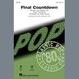 Europe - Final Countdown (arr. Kirby Shaw)