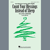 Irving Berlin - Count Your Blessings Instead Of Sheep (from White Christmas) (arr. Kirby Shaw)