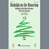 Kirby Shaw Rudolph On The Housetop cover art