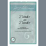 Jennaya Robison I Wonder As I Wander cover art
