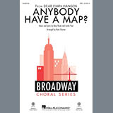 Pasek & Paul - Anybody Have A Map? (from Dear Evan Hansen) (arr. Mark Brymer)