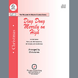 George Ratcliffe Woodward and Branle de l'Official Ding Dong Merrily on High (arr. Chris Jones) - Trumpets in Bb cover art