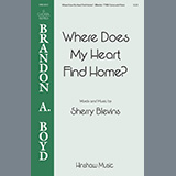 Sherry Blevins - Where Does My Heart Find Home