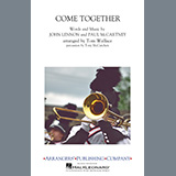 The Beatles - Come Together (arr. Tom Wallace) - Full Score