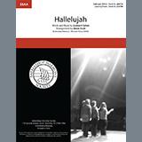 John Cale Hallelujah (arr. Adam Scott) cover art