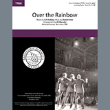 Second Edition Over the Rainbow (arr. Ed Waesche) cover kunst