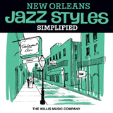 William Gillock Uptown Blues (Simplified) (adapted by Glenda Austin) cover kunst