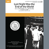 Andrew B. Sterling & Harry von Tilzer - Last Night Was The End Of The World (arr. Barbershop Harmony Society)