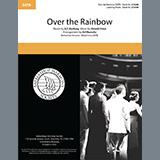 Harold Arlen & E.Y. Harburg Over The Rainbow (arr. Ed Waesche) cover kunst