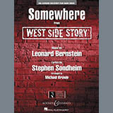 Somewhere (from West Side Story) - Concert Band