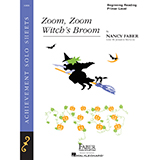 Nancy Faber Zoom, Zoom, Witch's Broom cover art