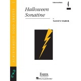 Nancy Faber Halloween Sonatine cover art
