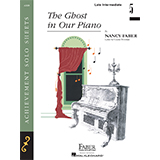 Nancy Faber The Ghost in Our Piano cover art