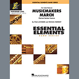 Musicmakers March (Clarinet Section Feature) - Concert Band
