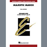 Majestic March - Orchestra Partitions
