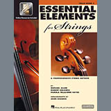 Various Essential Elements 2000 For Strings Book 1 - Cello (Book Only) cover art
