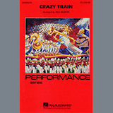 Crazy Train - Marching Band