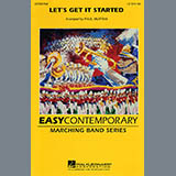 Lets Get It Started - Marching Band