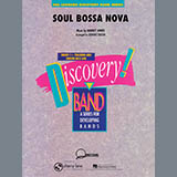 Soul Bossa Nova - Concert Band