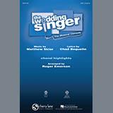 The Wedding Singer (Choral Highlights) - Choir Instrumental Pak