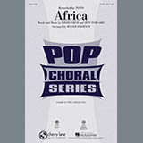 Africa - Choral Instrument Pak (Toto) Digitale Noter
